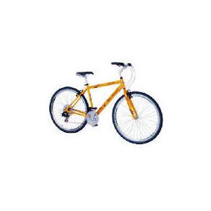 "Photo of Lamborghini Legenda 26"" Mens Hybrid Bike 21"" Frame Bicycle"