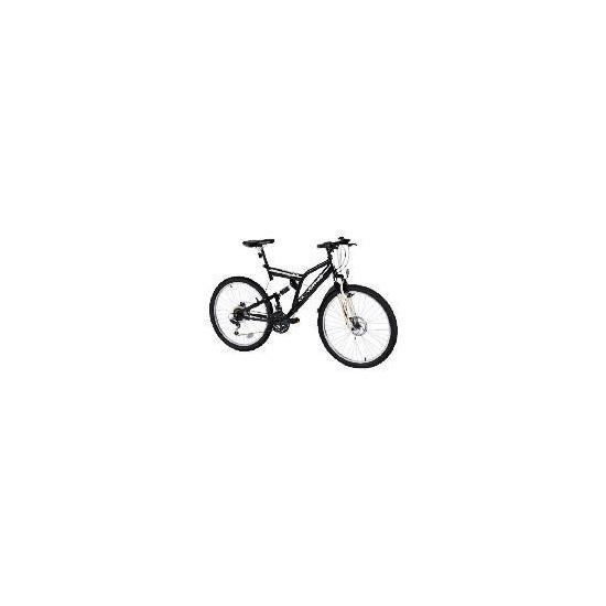 """Vertigo Nordend 26"""" Mens Dual Suspension Bike"""