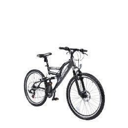 """26"""" Vertigo Eiger Mens Alloy Dual Susp Bike Reviews"""