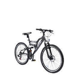 "26"" Vertigo Eiger Mens Alloy Dual Susp Bike Reviews"