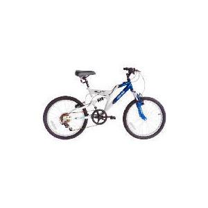 "Photo of 20"" Vertigo Etna Dual Suspension ATB Bicycle"