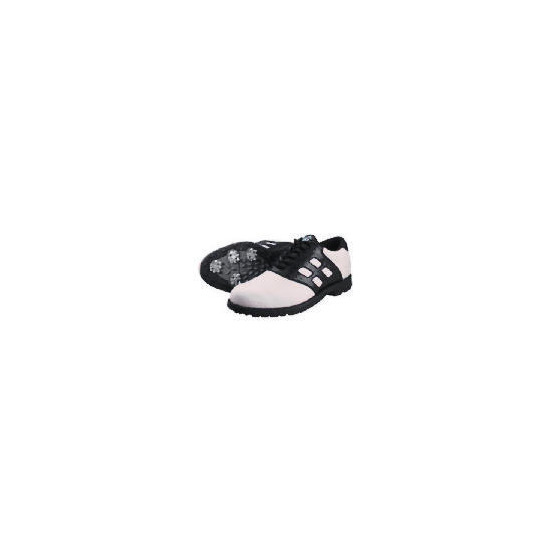 All Leather Golf Shoe - Size 7