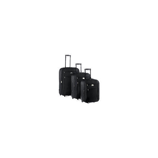 Relic Small Trolley Case  Black