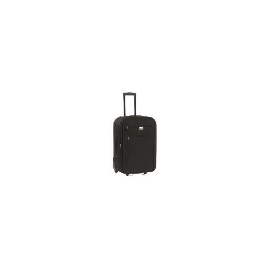 Relic Large Trolley Case Black