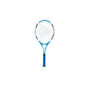 "Photo of Dunlop Play 27"" Tennis Racket Sports and Health Equipment"