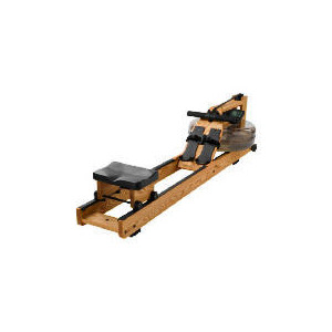 Photo of Water Rower Rowing Machine In Ash Wood Sports and Health Equipment
