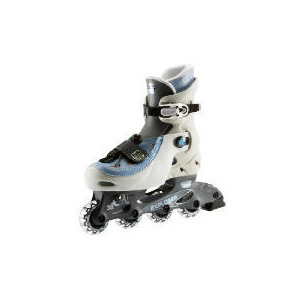 Photo of Activequipment Junior Adjustable In-Line Skates 12J - 2 Toy