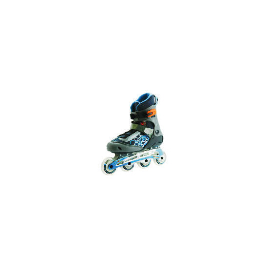 Activequipment In-Line Skate With Alloy Chassis Size 11