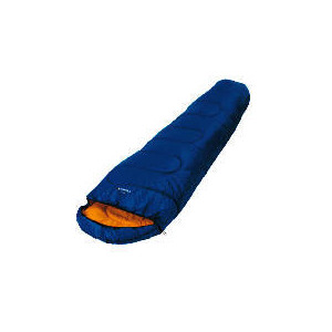 Photo of Lichfield Trail 250 Mummy Sleeping Bag Denim Sleeping Bag