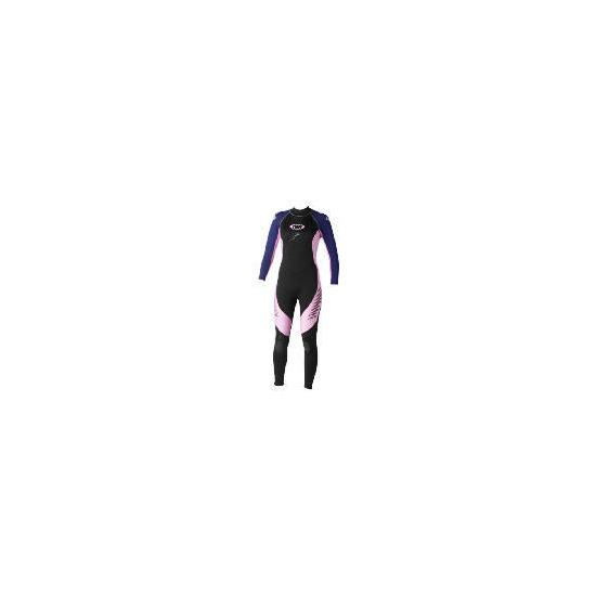 Twf Full Wetsuit Womens  16
