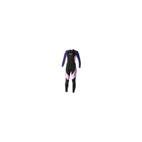 Twf Full Wetsuit Womens 12