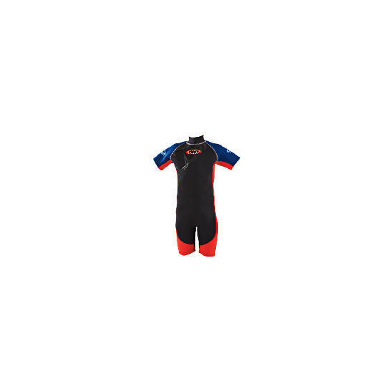 Shortie Wetsuit, Kids, Age 2-3 Yrs