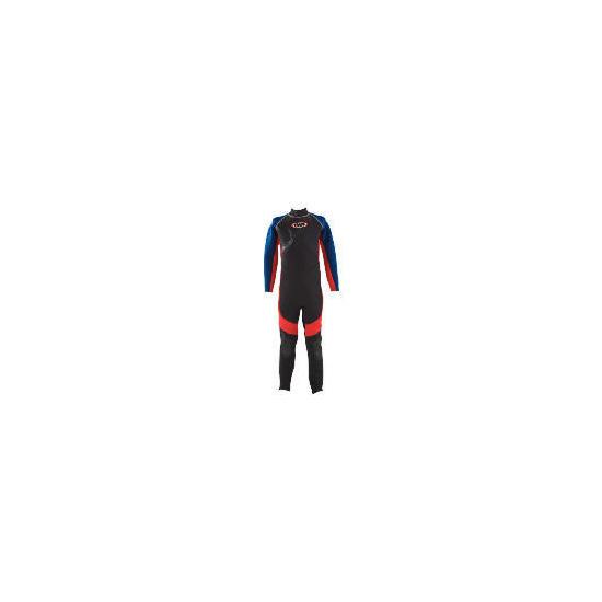 Twf Full Wetsuit, Kids, Age 11 Yrs