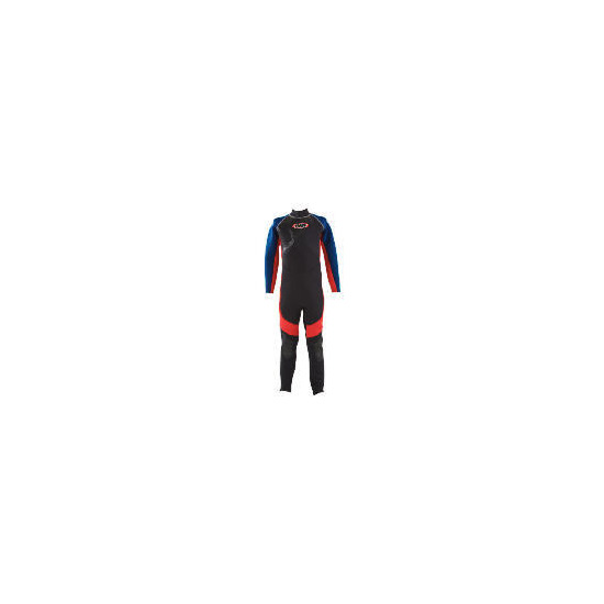 TWF Full Wetsuit, Kids, Age 5-6 Yrs