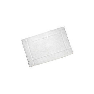 Photo of Finest Deep Pile Bathmat - White Towel