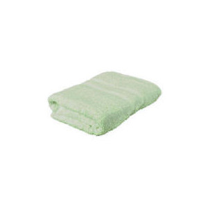 Photo of Tesco Bath Towel, Light Green Towel