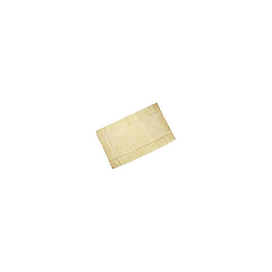 Tesco Finest Deep Pile Bathmat, Ivory