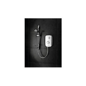 Photo of Triton Kito Electric Shower, Chrome Finish 10.5KW Bathroom Fitting