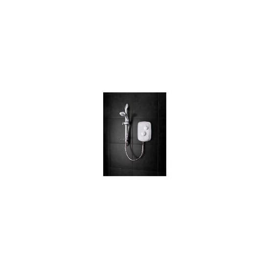 Triton Osiris Electric Shower, Satin Finish 8.5KW