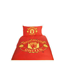 Kids' Man Utd. Duvet Set Reviews