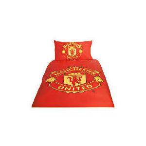 Photo of Kids' Man UTD. Duvet Set Bed Linen
