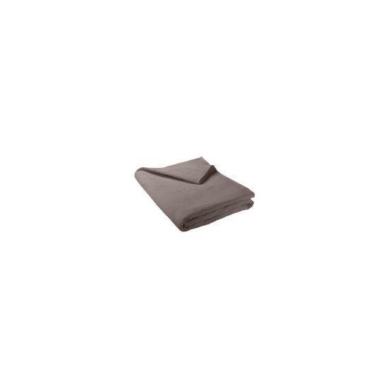 Finest Cocoa Bedspread 230x265cm