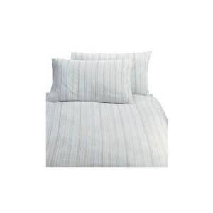 Photo of Tesco Coastal Stripe Single Duvet Set Bed Linen