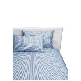 Value Gingham King Duvet Set, Navy Reviews