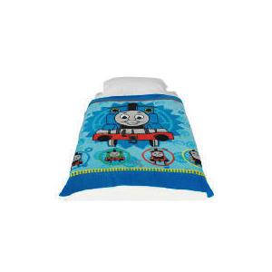 Photo of Thomas The Tank Engine Big T Fleece Blanket Bed Linen