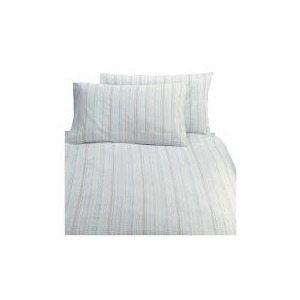 Photo of Tesco Coastal Stripe Double Duvet Set Bed Linen