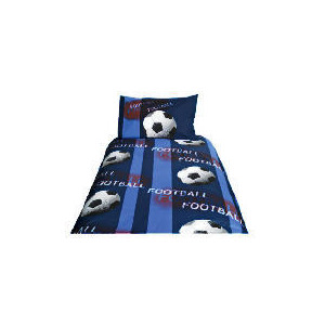 Photo of Kids' Football Duvet Set Bed Linen