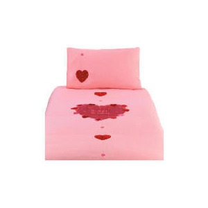 Photo of Kids' Sweet Dreams Embroidered Duvet Set Bed Linen