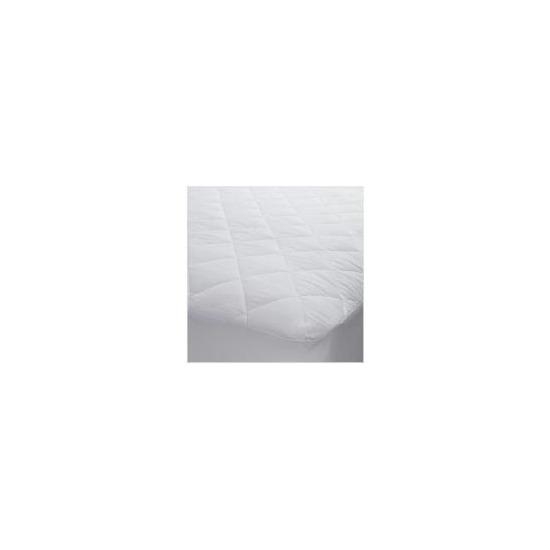 Anti Bacterial Teflon Double Mattress Protector
