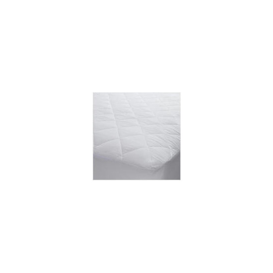 Anti Bacterial Teflon Double Mattress Protector