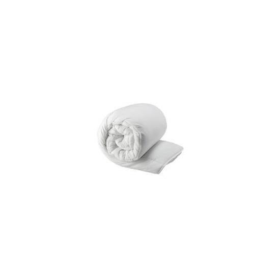 Tesco Anti-Allergy Cotton Cover Single Duvet,  10.5 tog