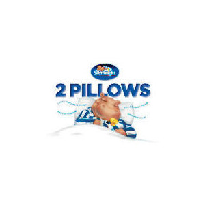 Photo of Silentnight Hollowfibre Pillows, Twinpack Bedding