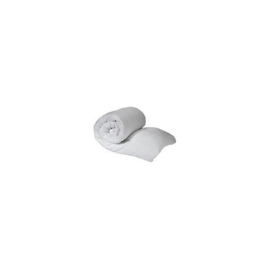Tesco Cotton Cover Single Duvet, 10.5 tog