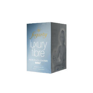 Photo of Fogarty Luxury Fibre Single Duvet, 13.5TOG Bedding
