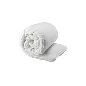Photo of Tesco Anti-Allergy Cotton Cover King Duvet, 10.5 Tog Bedding