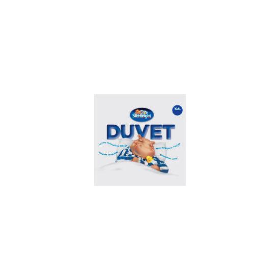 Silentnight Hollowfibre Single Duvet, 10.5 tog