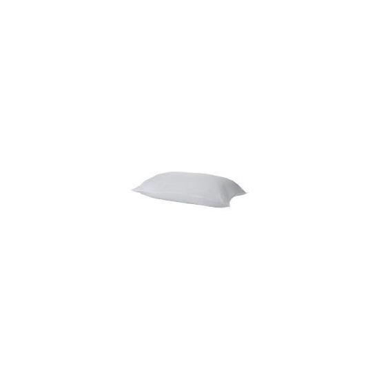 Silentnight Antibacterial Microfibre Pillows, Twinpack
