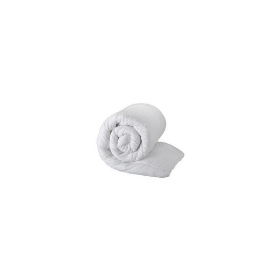 Finest Cotton Just Like Down Kingsize Duvet, 10.5tog