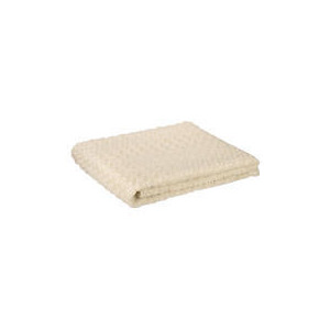 Photo of Tesco Rose Faux Fur Throw, Cream Cushions and Throw