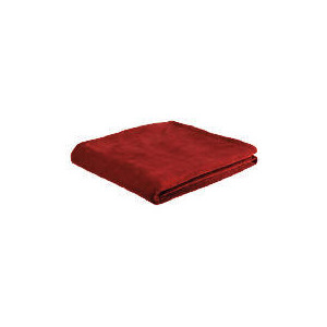 Photo of Tesco Supersoft Throw, Berry Cushions and Throw