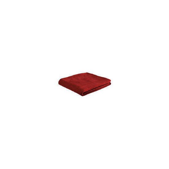 Tesco Supersoft Throw, Berry