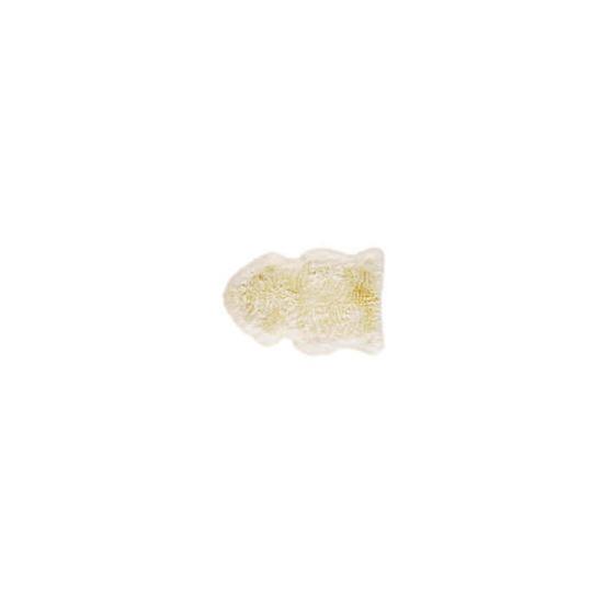 Sheepskin Rug, White
