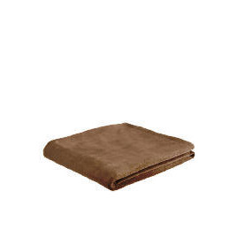 Tesco Chenille Throw, Mocha Reviews
