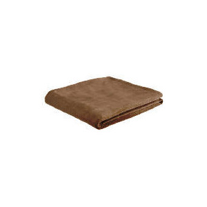 Photo of Tesco Chenille Throw, Mocha Cushions and Throw