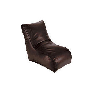 Photo of Tesco Faux Leather Lofa Chair, Chocolate Furniture