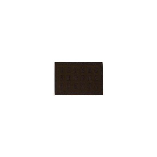 Tesco Squares Wool Rug 90x150cm